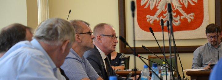 Informacja z posiedzeń dwóch komisji. Podsumowanie 2018 r. i stan obecny.