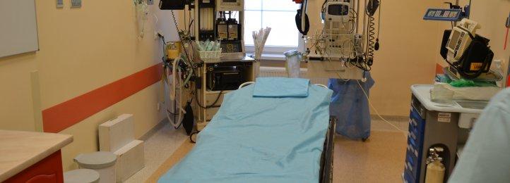 Informacja dla pacjentów. Plany dotyczące przebudowy SOR-u