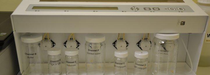 Nowe badania w laboratorium